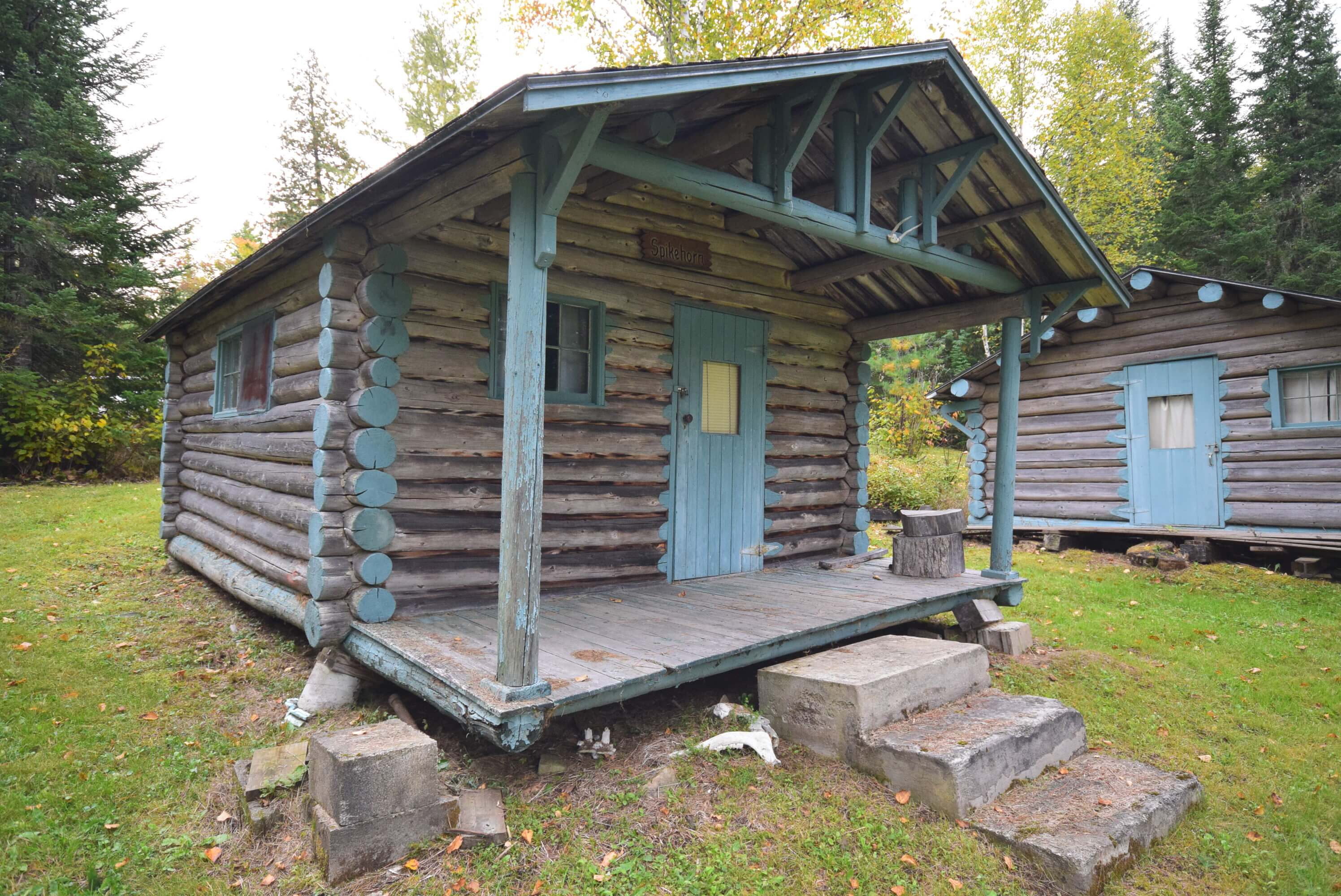 rustic norway x in post railings sale porch for farmers log cabin cabins pin maine with