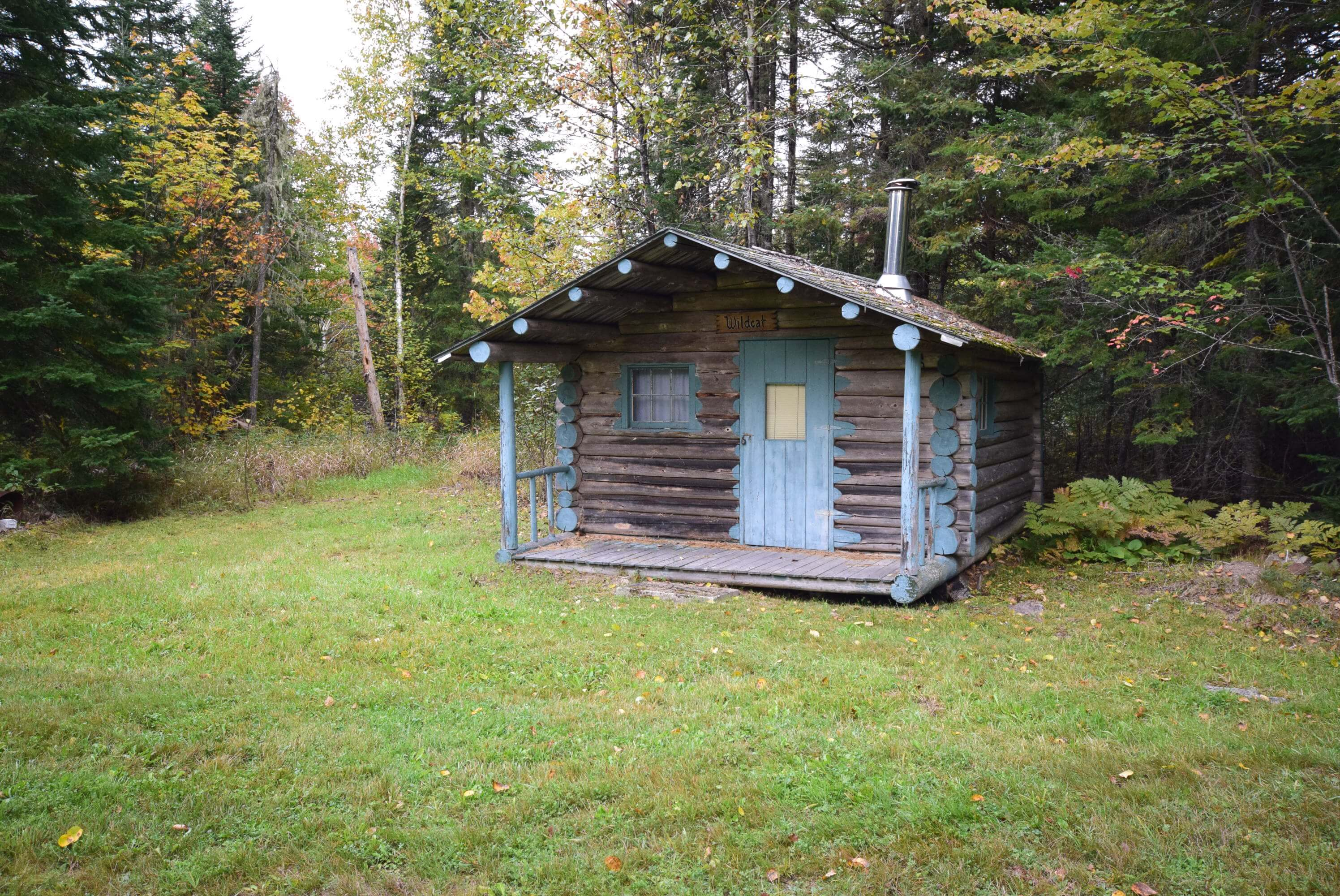 rideout maine exterior waterfront us about cabins sale s rustic lodge