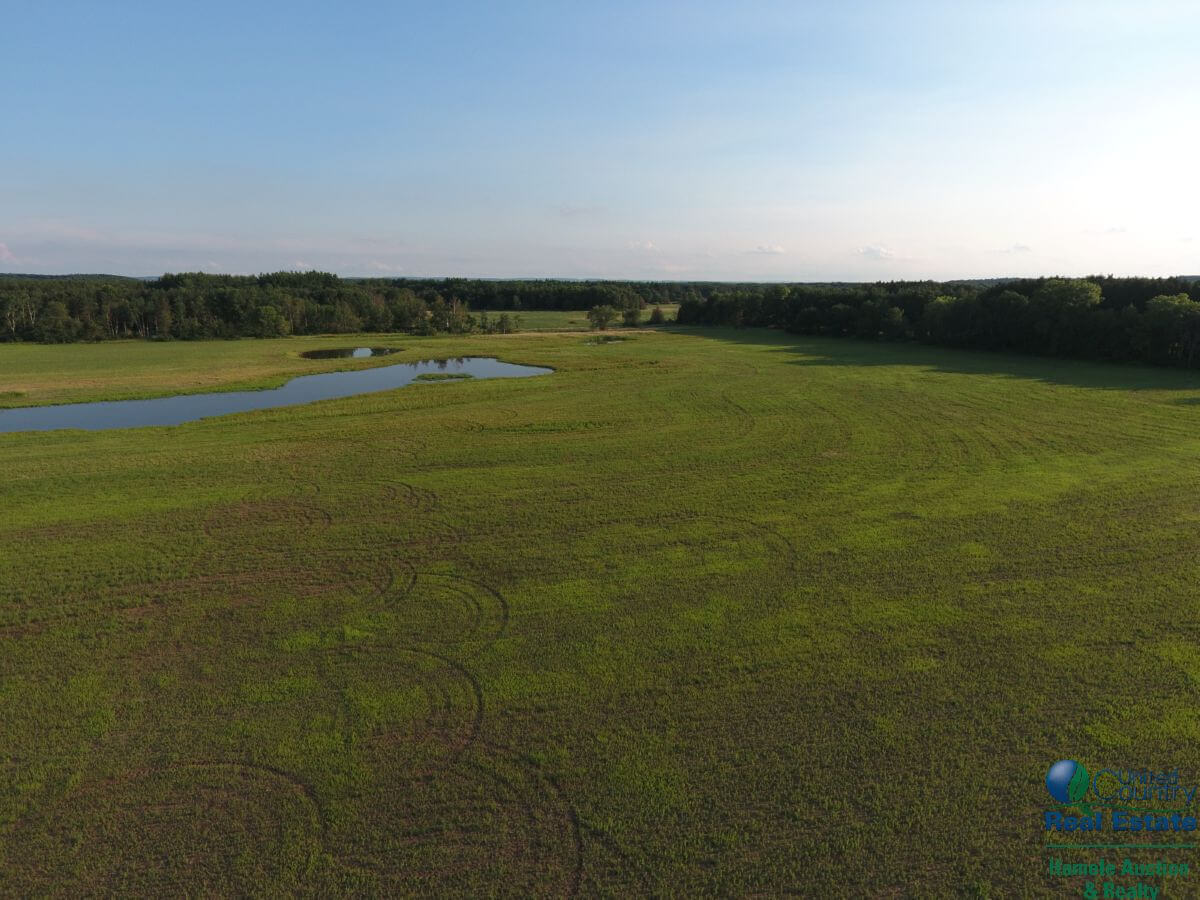 36.5 Acres Waterfowl Hunting Marquette County