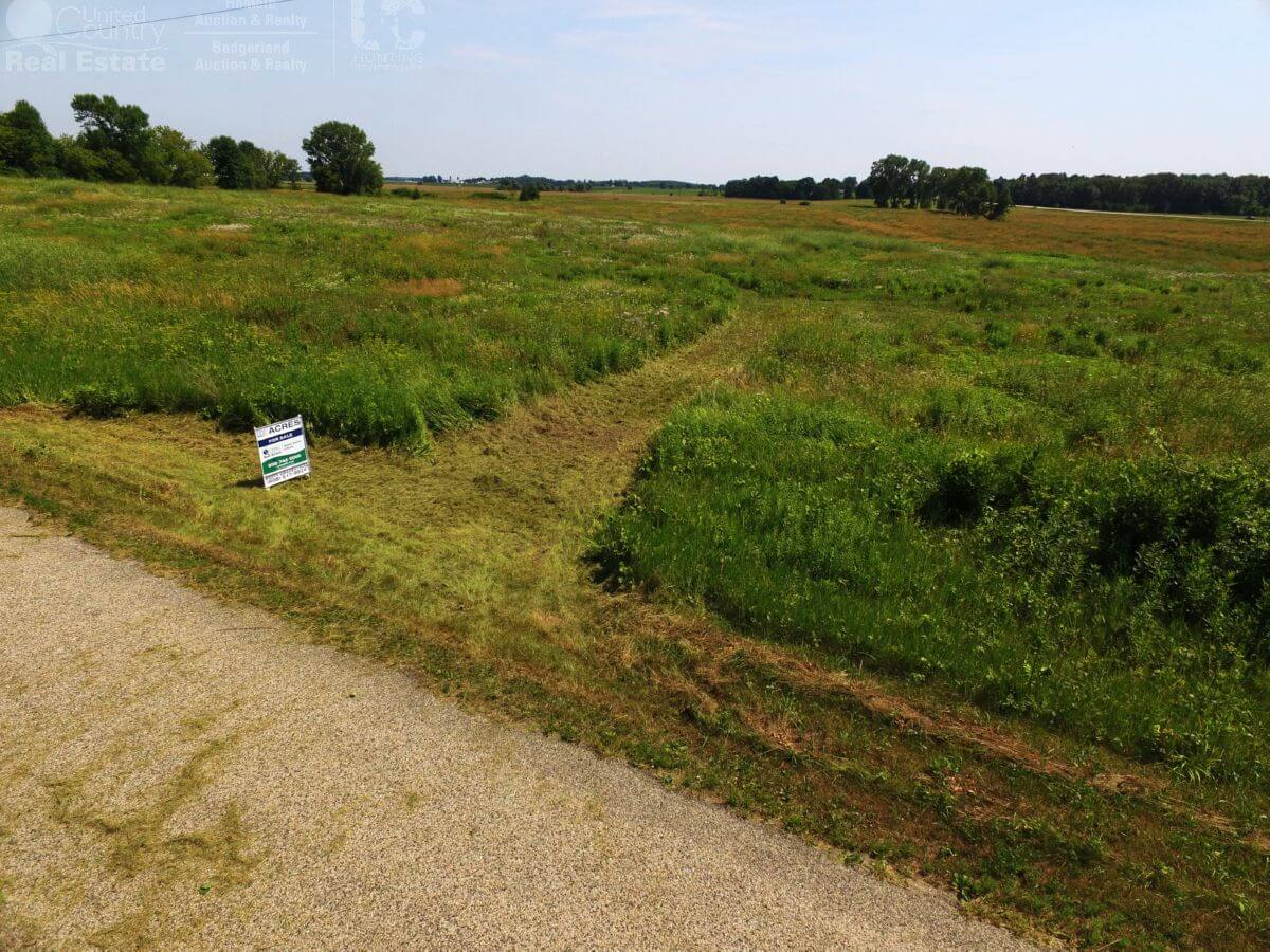 120+/- Acres Ag. Land and Hunting in Waushara County WI