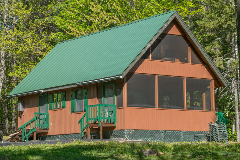 Trout Pond – Mountain Tops – 2 Cabins on 950 Acres