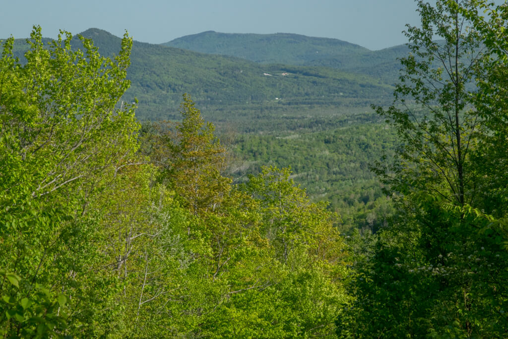 Mountain Streams and Mountain Views on 1,125 Acres Maine