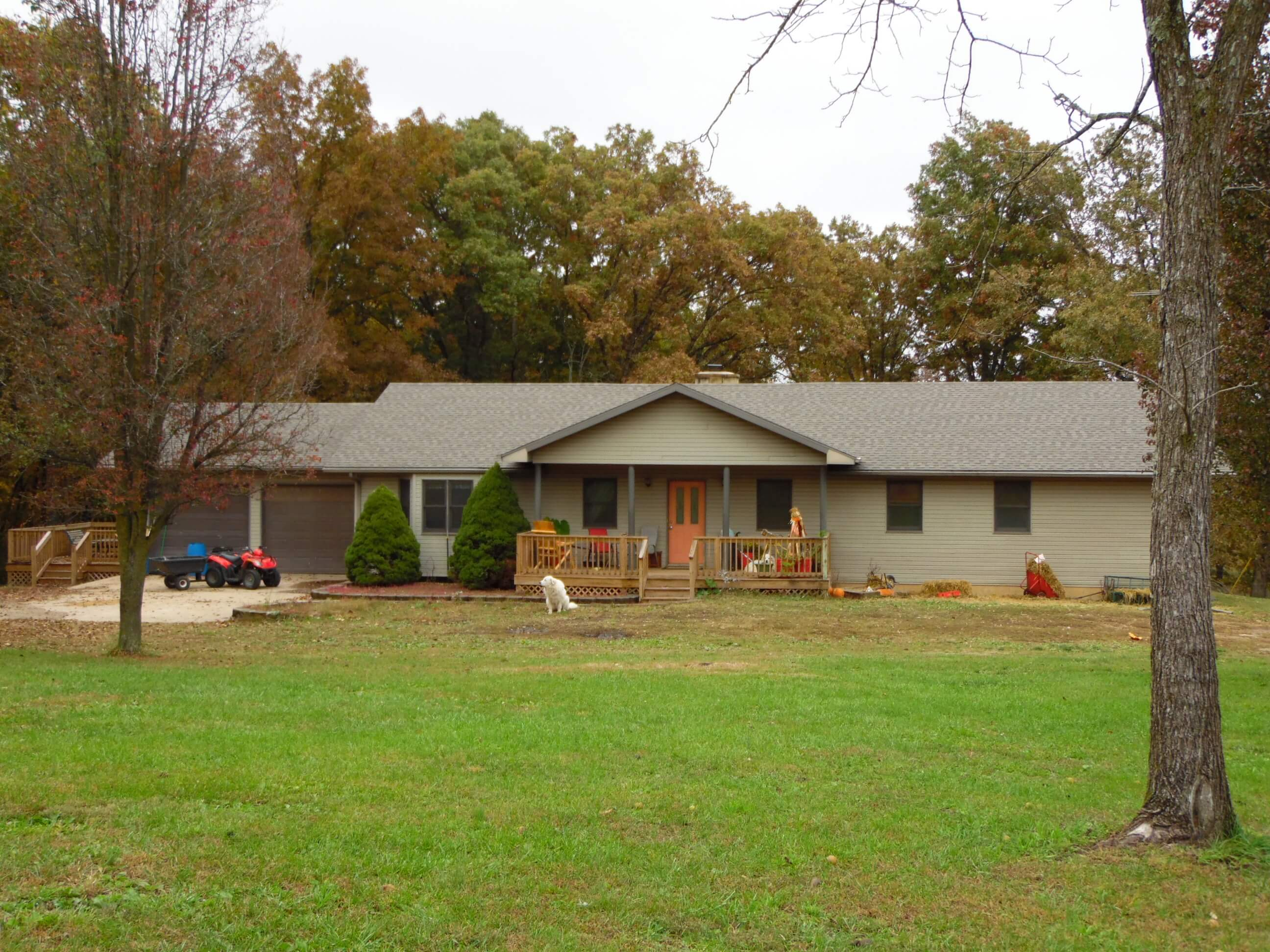 Recreation Farm for Sale in Southern Ozarks Missouri