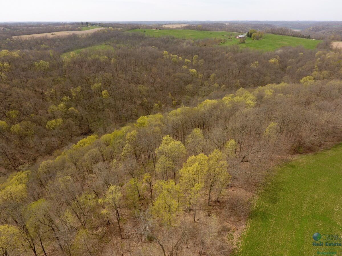 Exquisite Farmhouse with Hunting Land in Southwestern Wisconsin