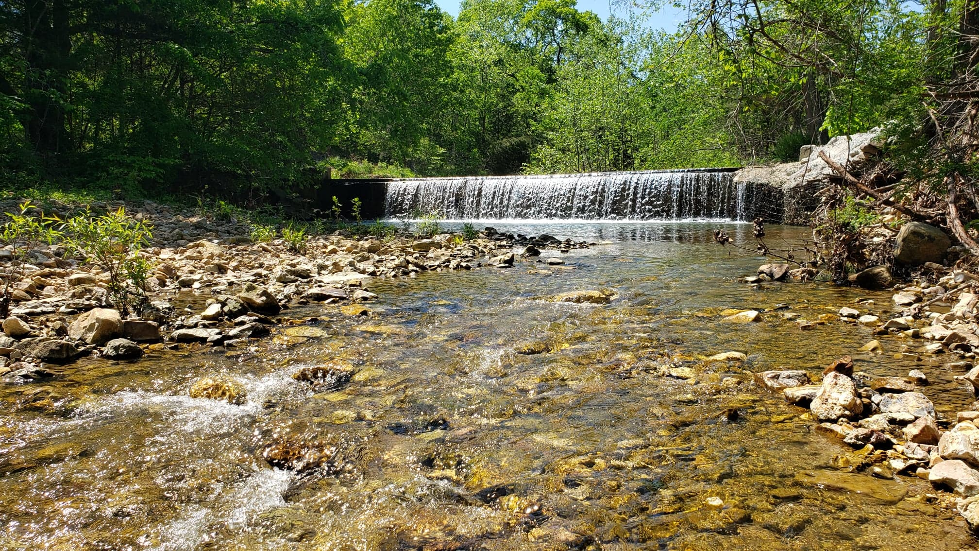 Hunting Camp For Sale in Missouri Ozarks with River Frontage