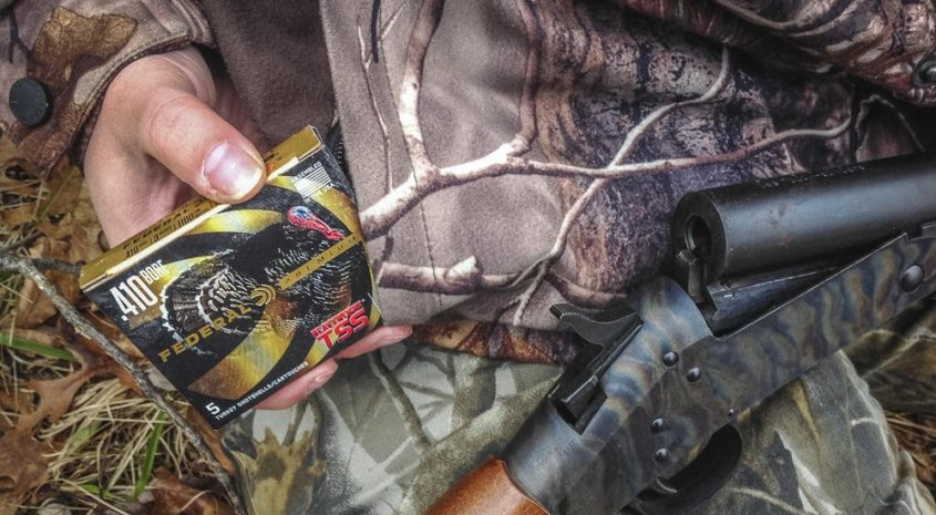 Tested: Turkey Hunting with the Federal Premium .410 TSS