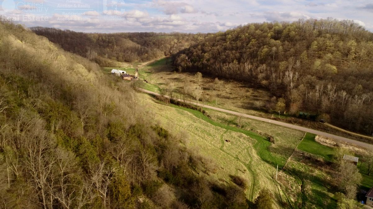 Whitetail and Trout Retreat For Sale in Southwest Wisconsin