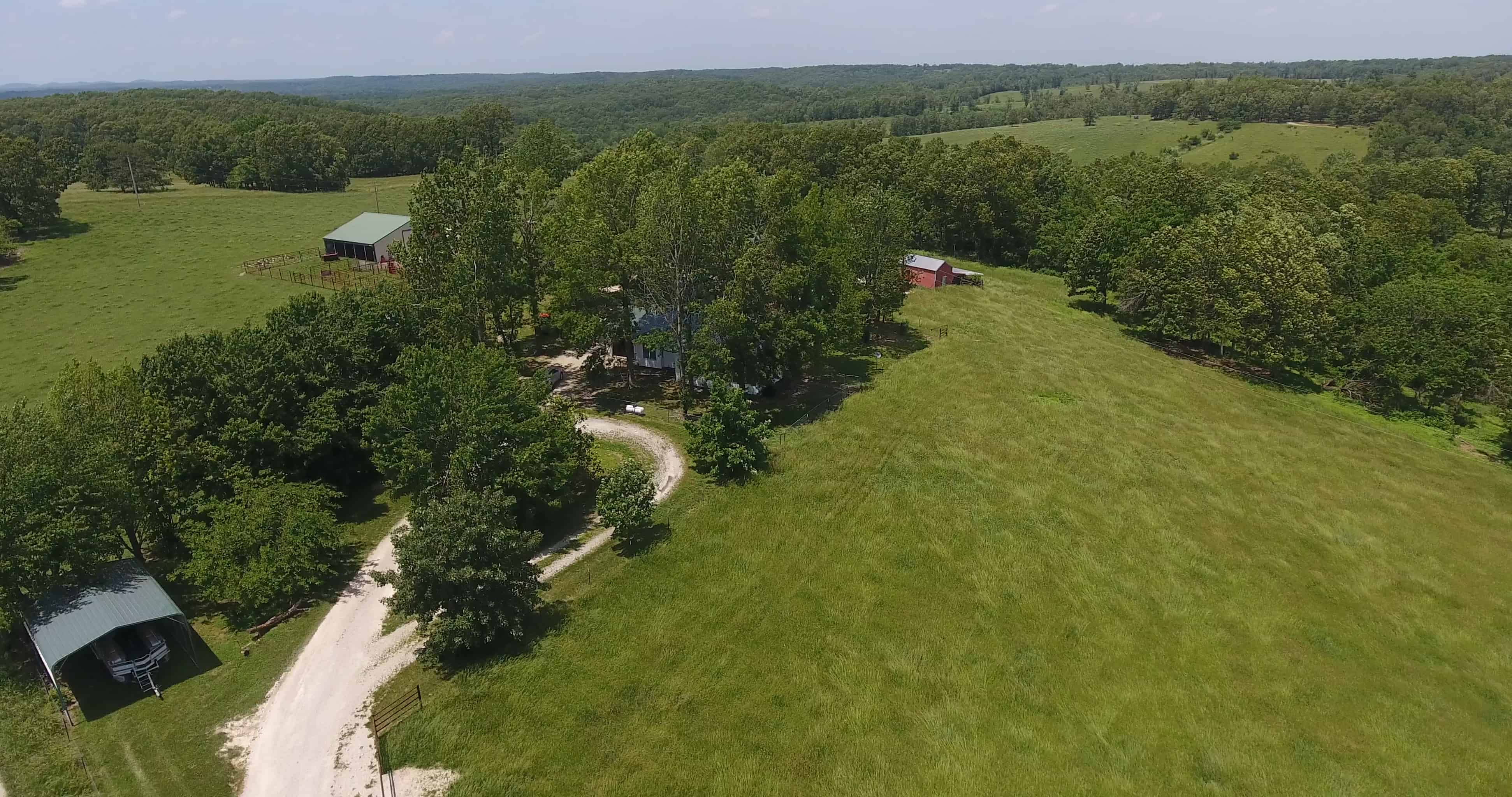 Southern Missouri Ozarks Farm for Sale
