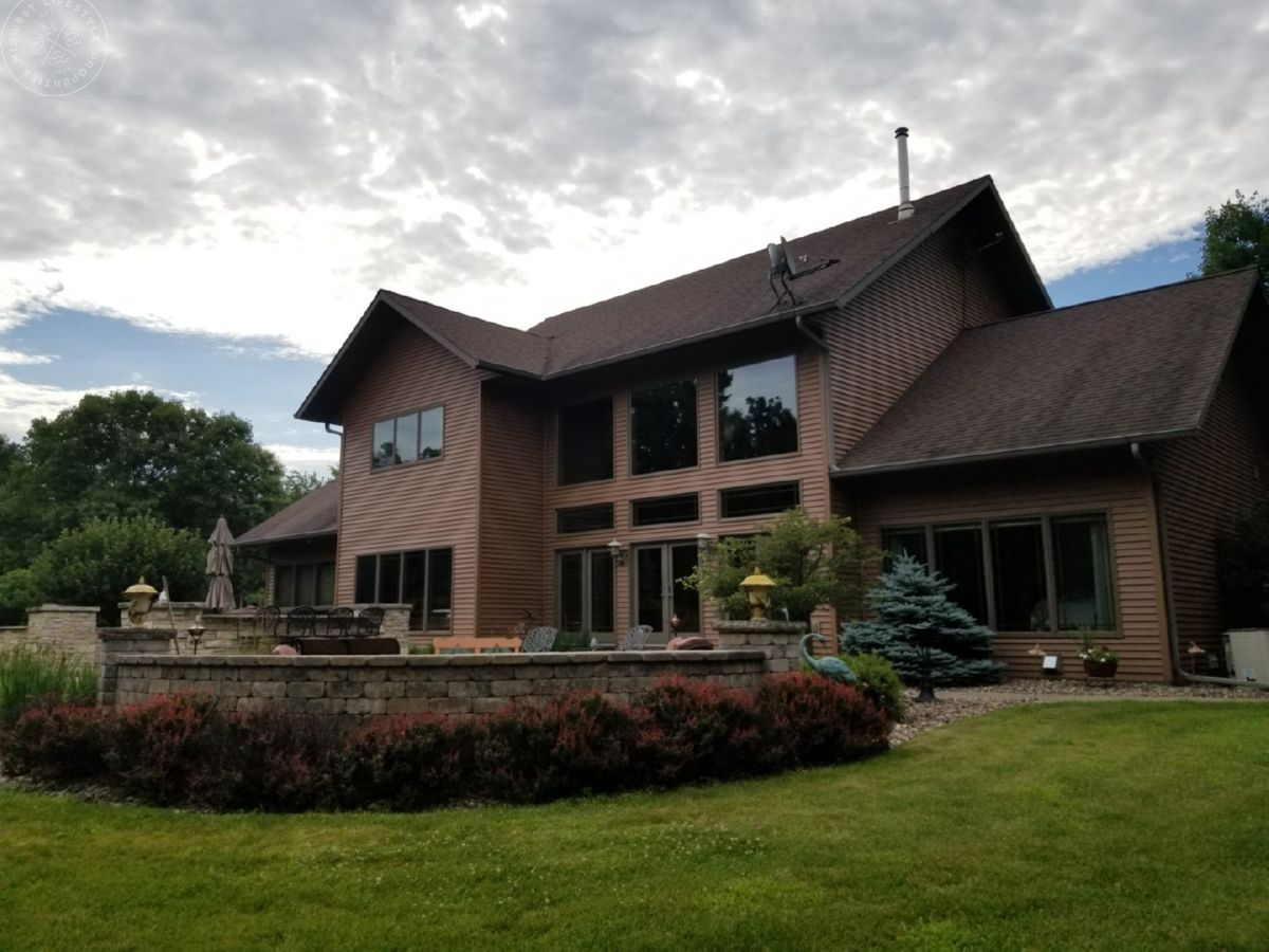 Luxury Estate on 80 Acres in Adams County WI