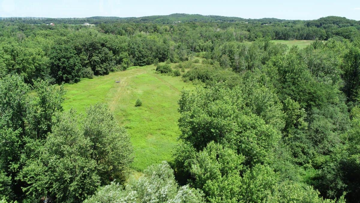 Large build Site in the Township of Reedsburg with Hunting