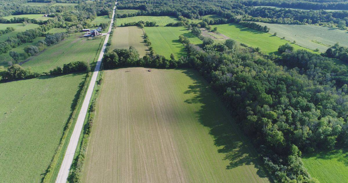 Wisconsin Organic Farm For Sale in Dodge County