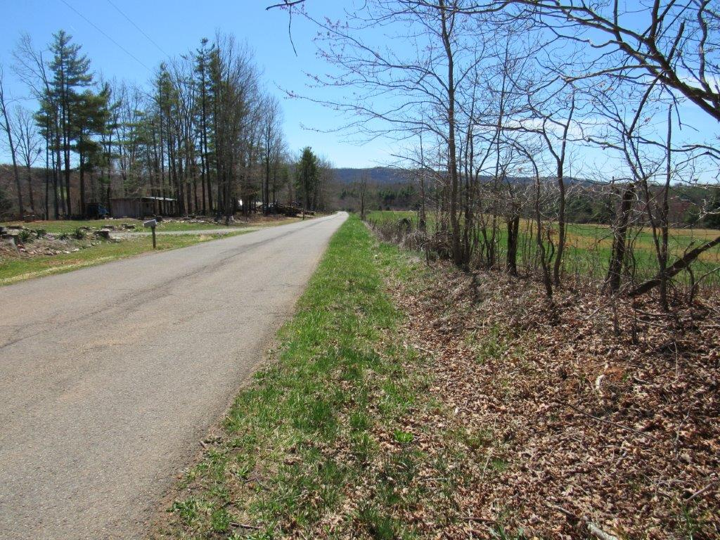 Large Tract of Farm Land for Sale in Willis VA