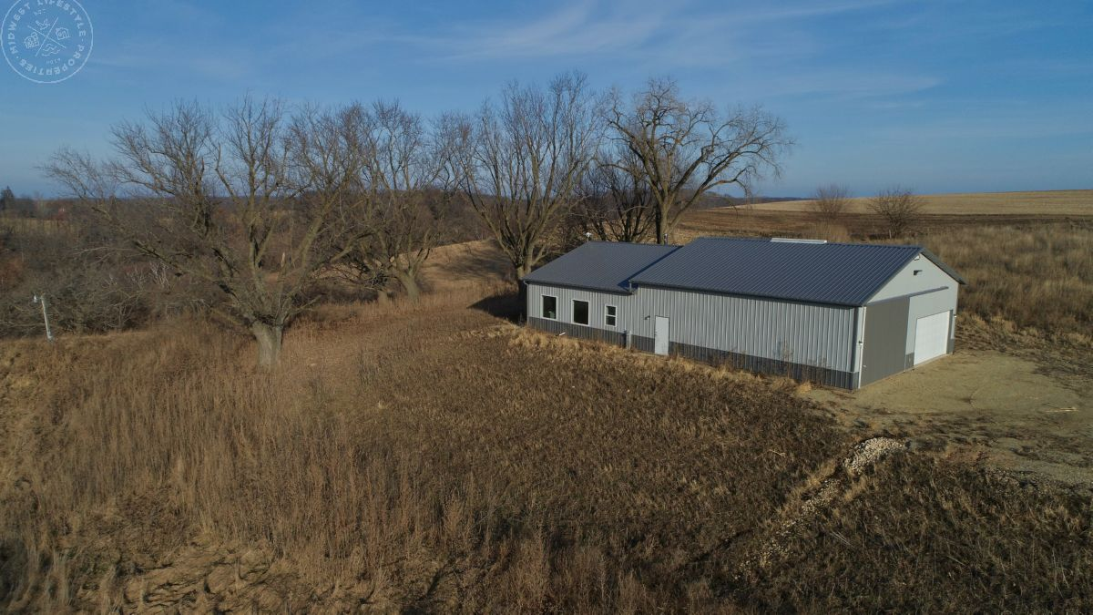 Legendary Hunting Camp For Sale in Iowa County, WI