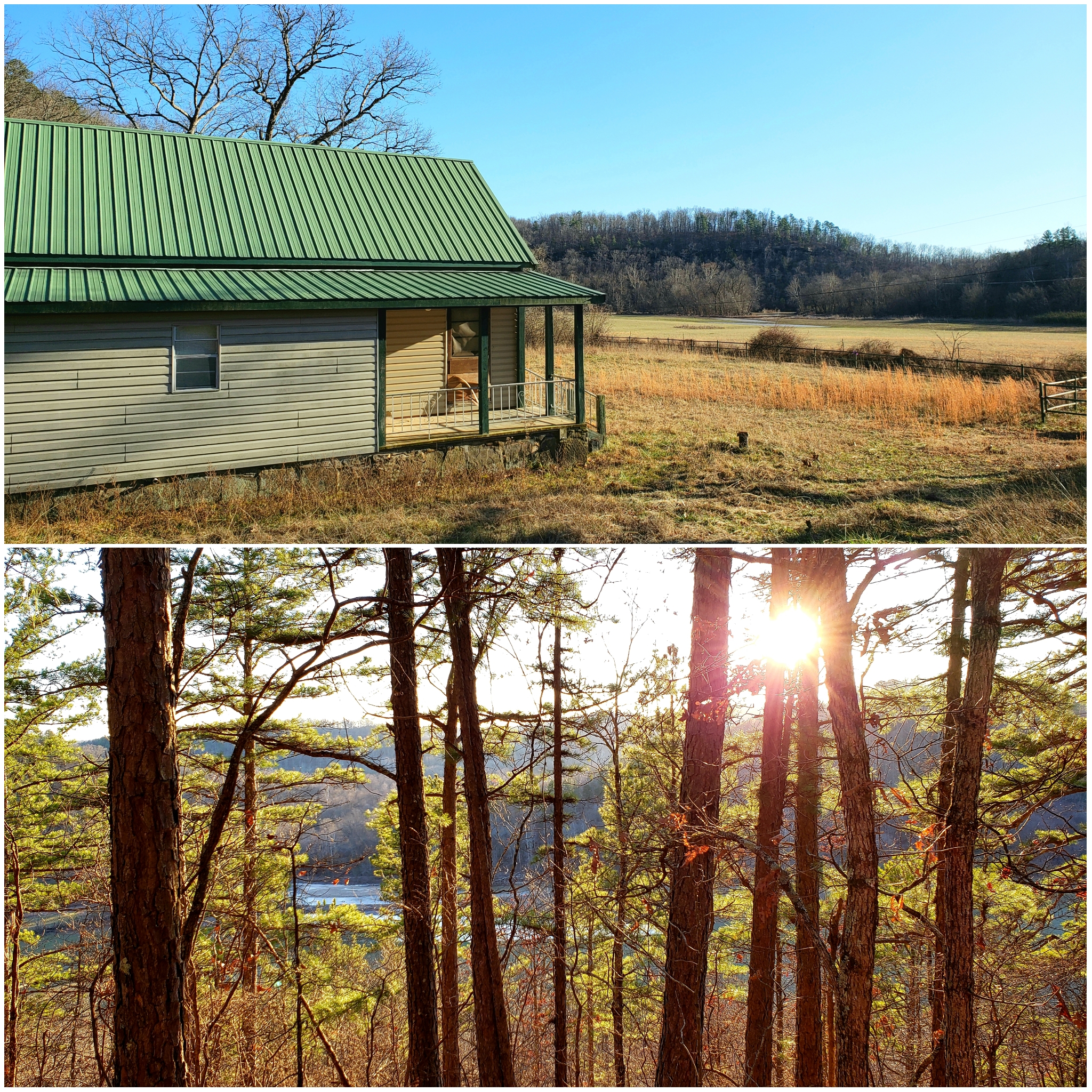 Hunting Camp for Sale in the Missouri Ozarks