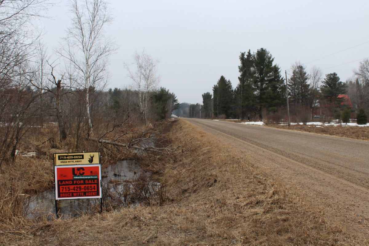 40 Acres of Recreational Property in Neillsville WI Clark County