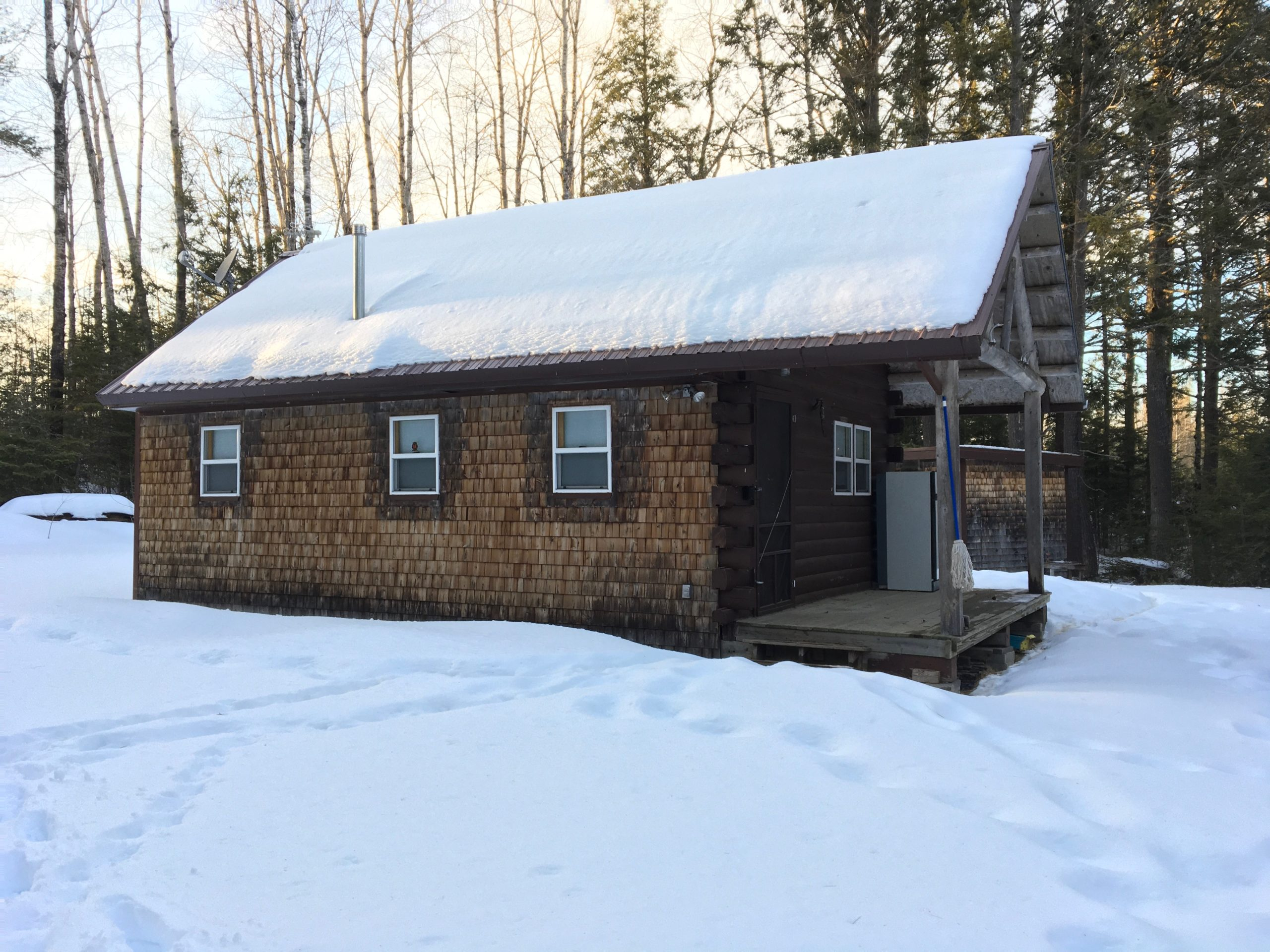 Hunting Cabin on 110 +/- Acres
