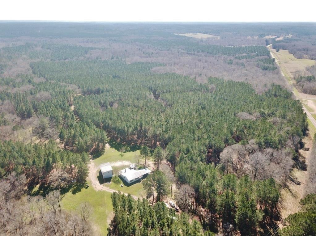 477 Acre Hunting Paradise, Camp for Sale Jefferson County MS
