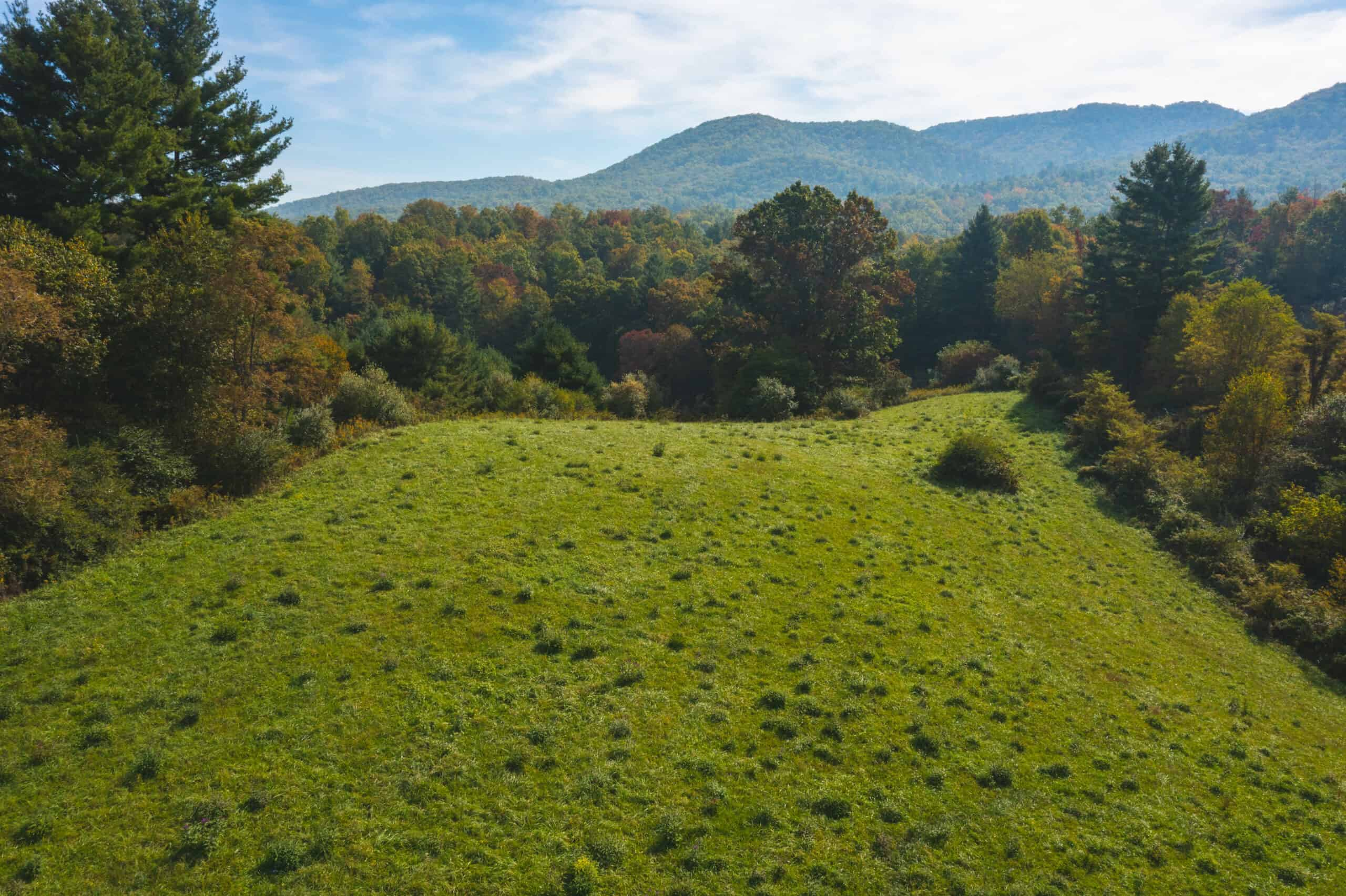 East Tennessee Mountain Farm in Johnson County Tennessee