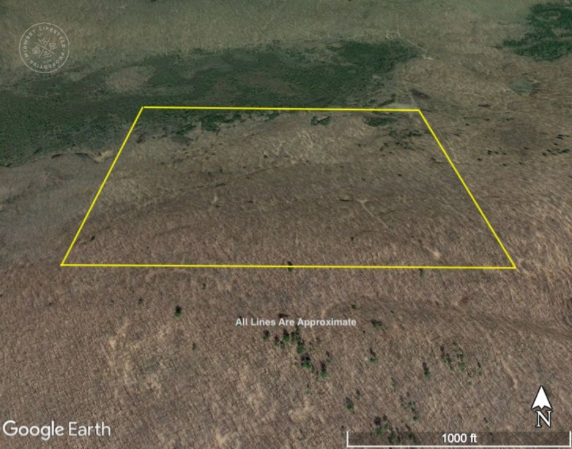 Remote buildable hunting and recreational acreage in Marinette County