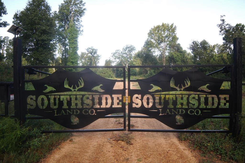Hunting Equity Shares 4200 Acres, Camp Jefferson County, MS