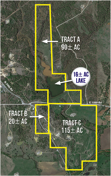 225± ACRES: BUY ALL OR PART