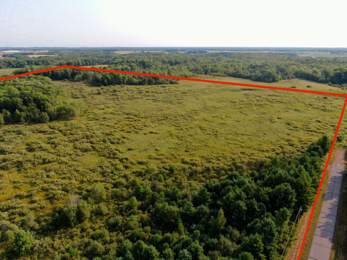 80 Ac Hunting Land, Wood County, Pittsville, WI