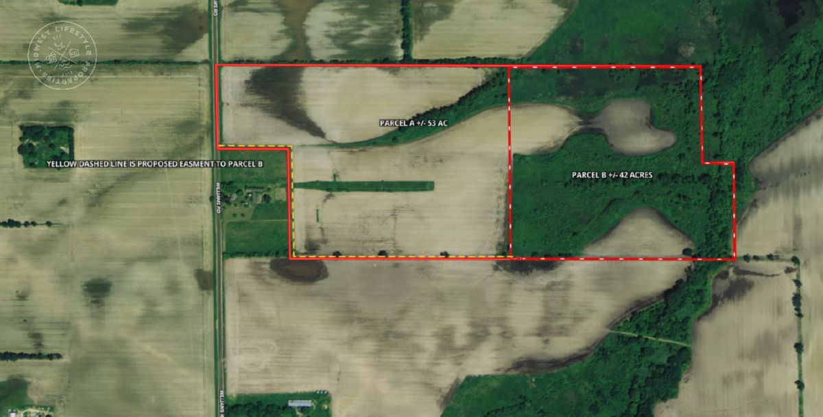 95 Acres hunting/recreational land, Columbia County, Rio