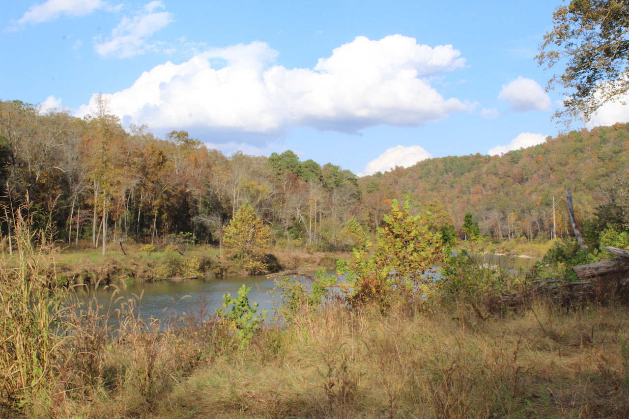 River Front – Fishing Land for Sale in South Missouri