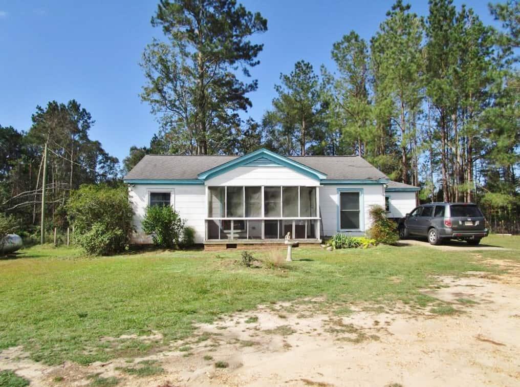 3 Bed/1 Bath Home 52 Acres Land for Sale Copiah Co, MS