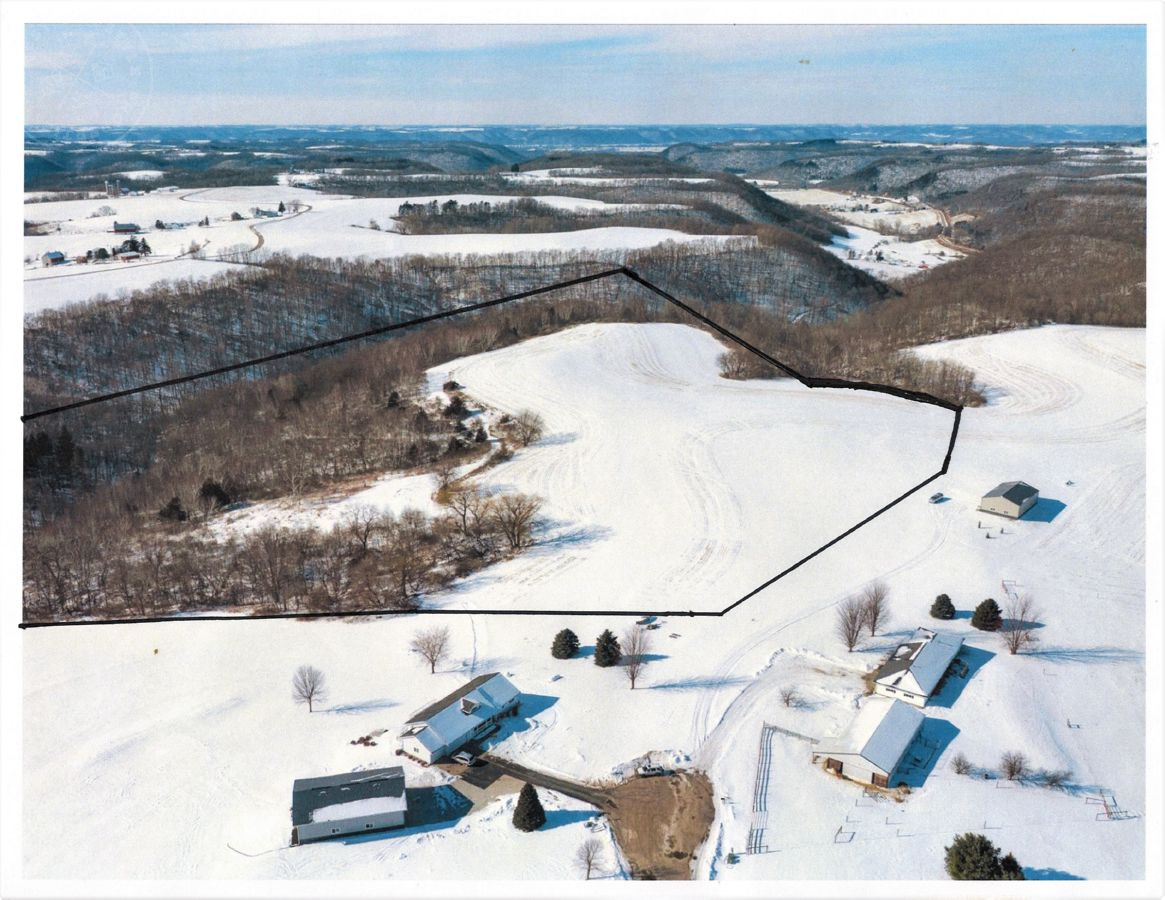 Driftless Building Site in Vernon County WI