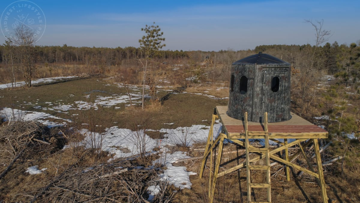 Primo Hunting Tract for sale in Adams County, WI