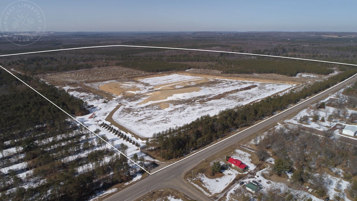 Prime Development Property for Sale in Eau Claire County, WI