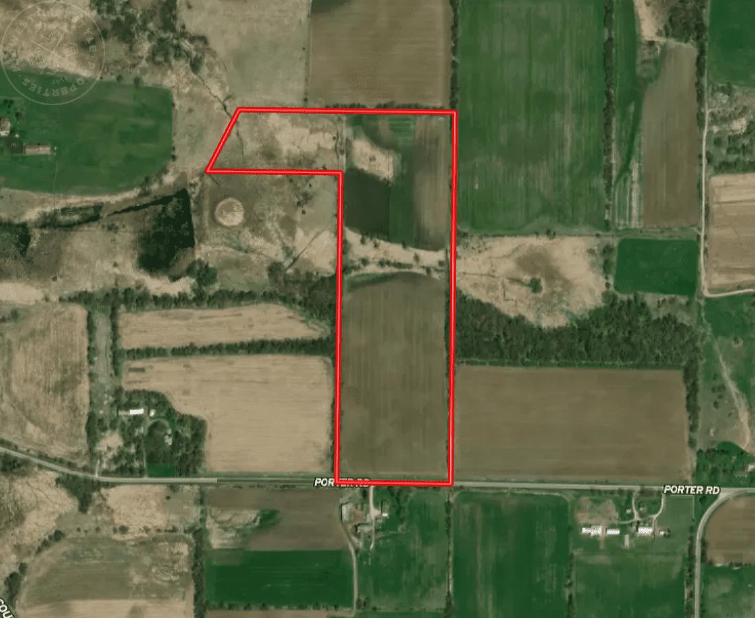 32+/- Acres of Winnebago county Tillable land