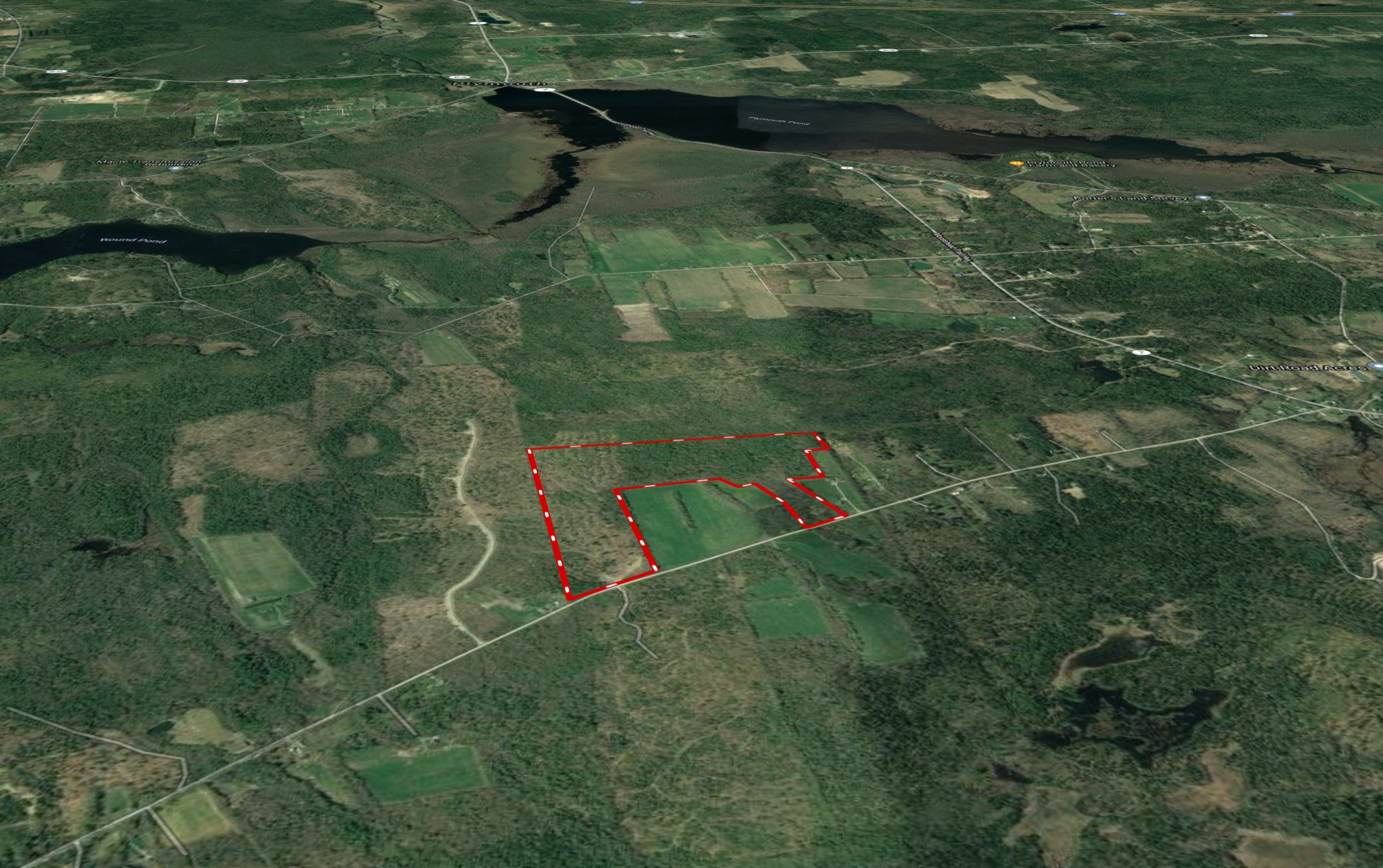 Central Maine Land for Sale
