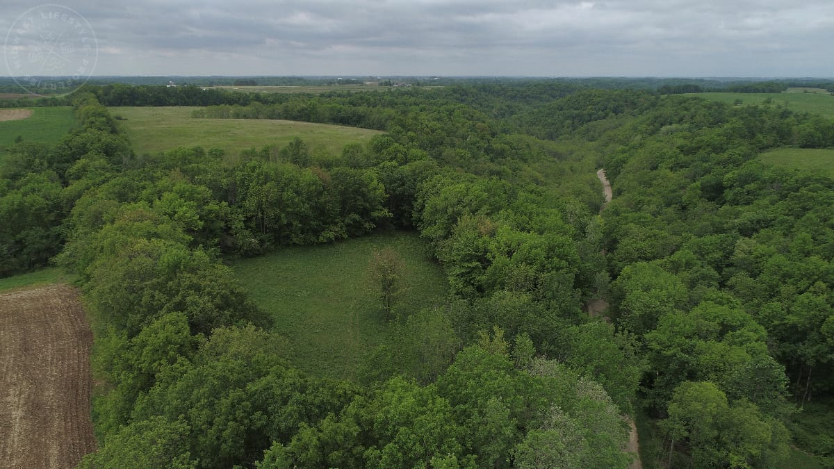 Recreational Land For Sale in Sauk County, WI