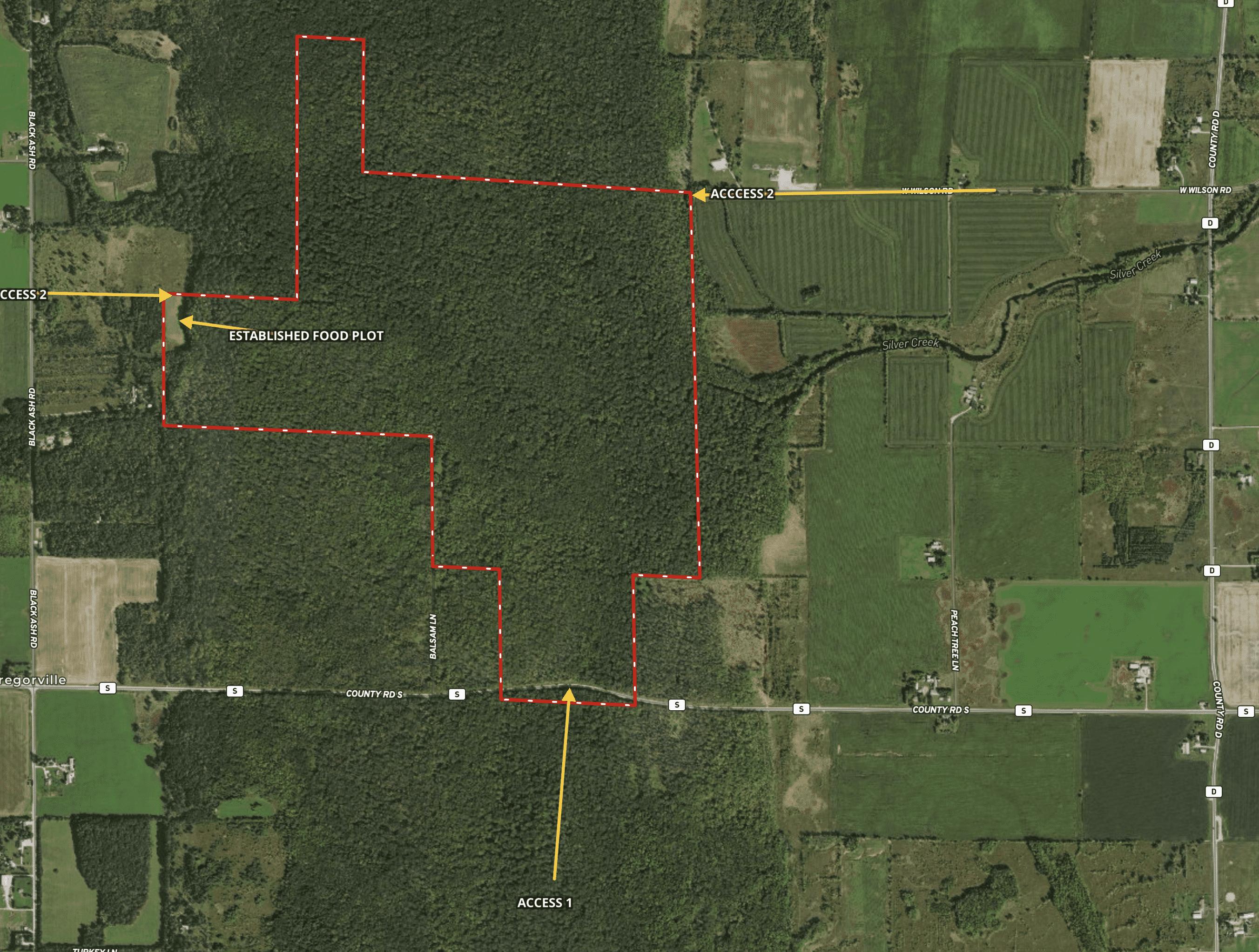 Hunting Kewaunee County WI