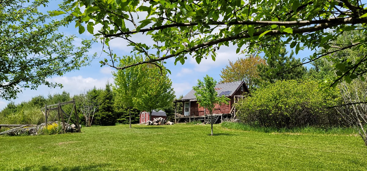 Richland County Recreational Land with Cabin For Sale Wisconsin
