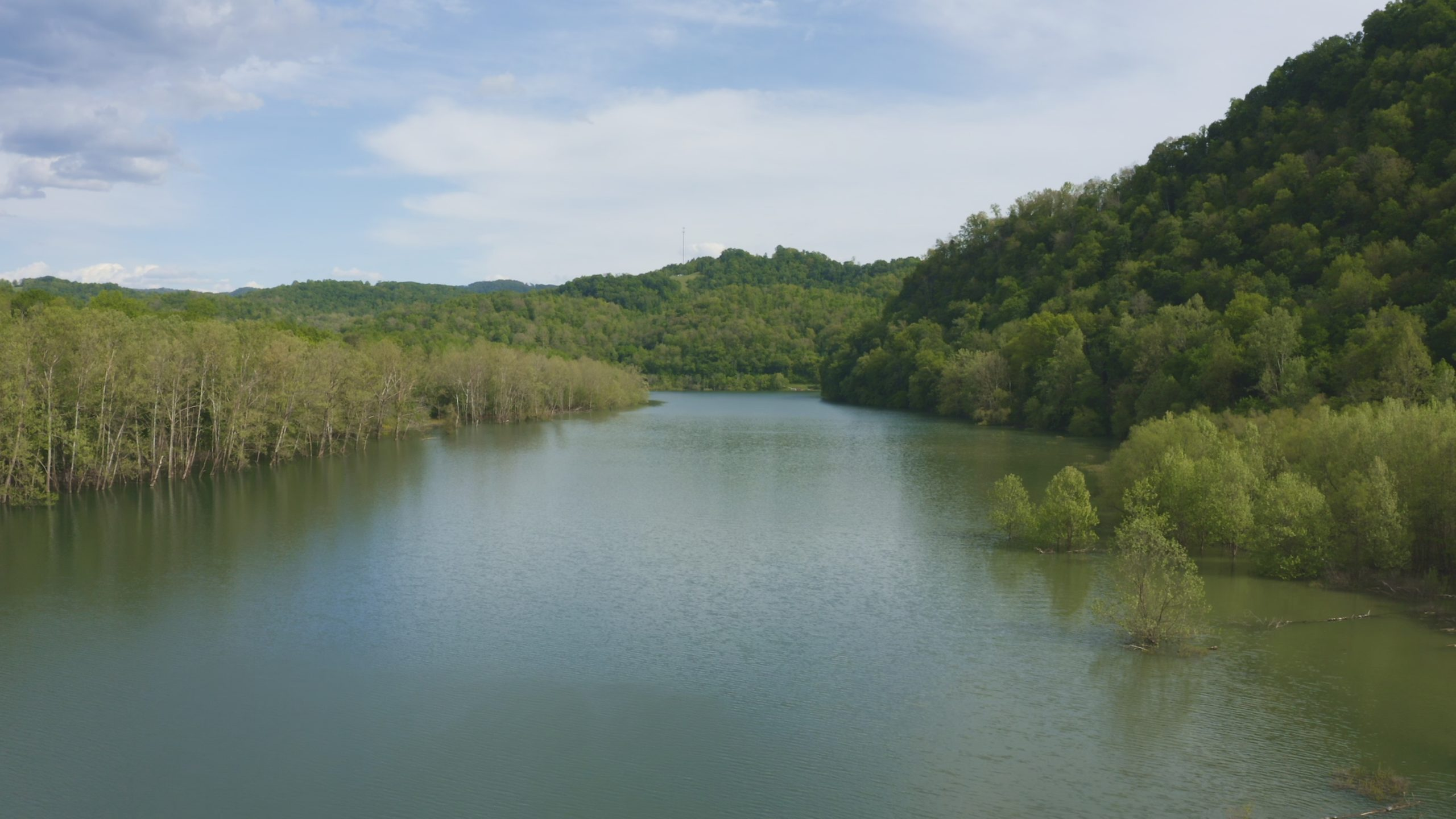 East Tennessee Riverfront Land for Sale Claiborne County