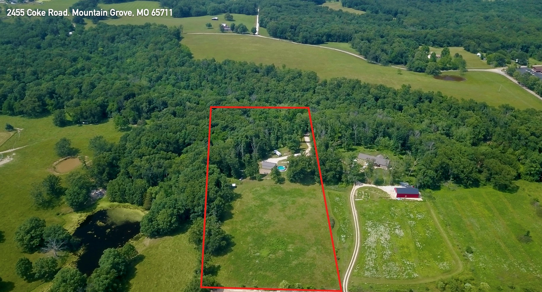 Southern Missouri Home for Sale – Mountain Grove, MO