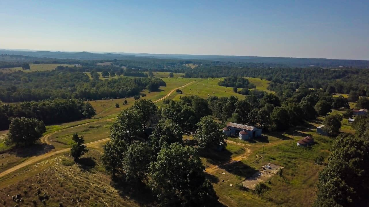 Ranch for Sale in Missouri and Arkansas!