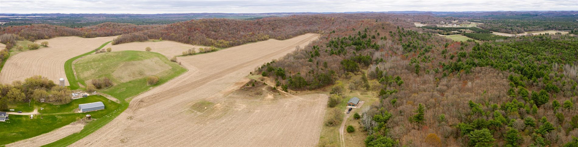 153 +/- Acres of Prime Hunting and Ag Land in Monroe County
