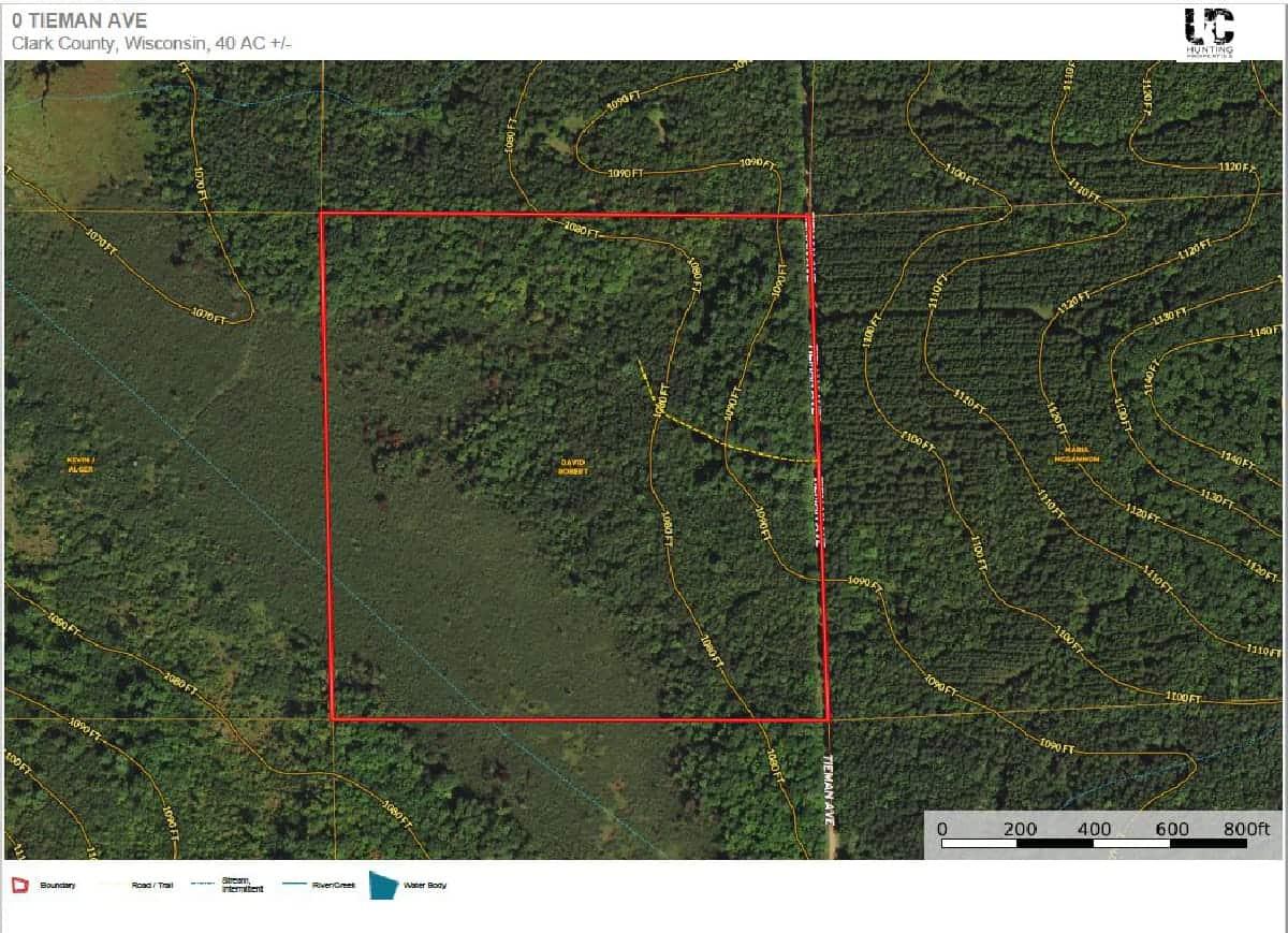 0 Tieman Ave Map 2
